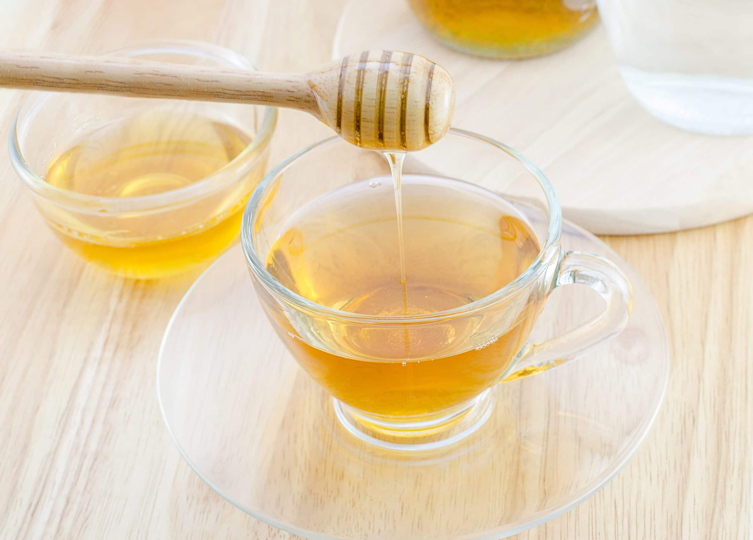 Honey Water Recipe
